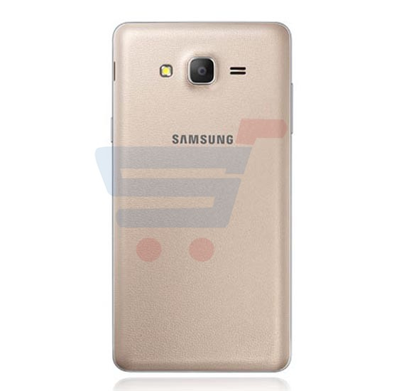Samsung Galaxy On 7 Smartphone,4G LTE, 5.5 Inch Display, Android 5.1, 1.5GB RAM, 8GB Storage, Dual Camera - Gold
