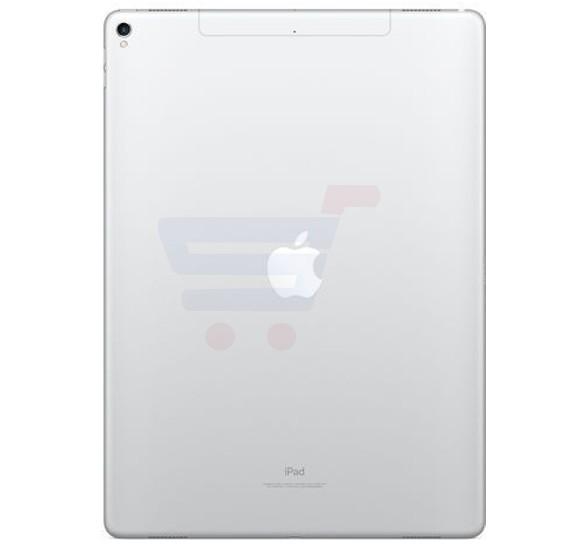 Apple Ipad Pro 12.9 Inch 4G Tablet, iOS 11, 4GB RAM, 128GB Storage, Dual Camera - Silver