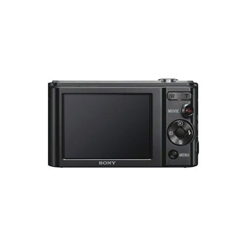 Sony Cyber-shot DSC-W800 Digital Camera, Black