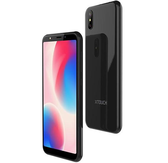 XTouch X9 Dual SIM Black 2GB RAM 16GB Storage 3G