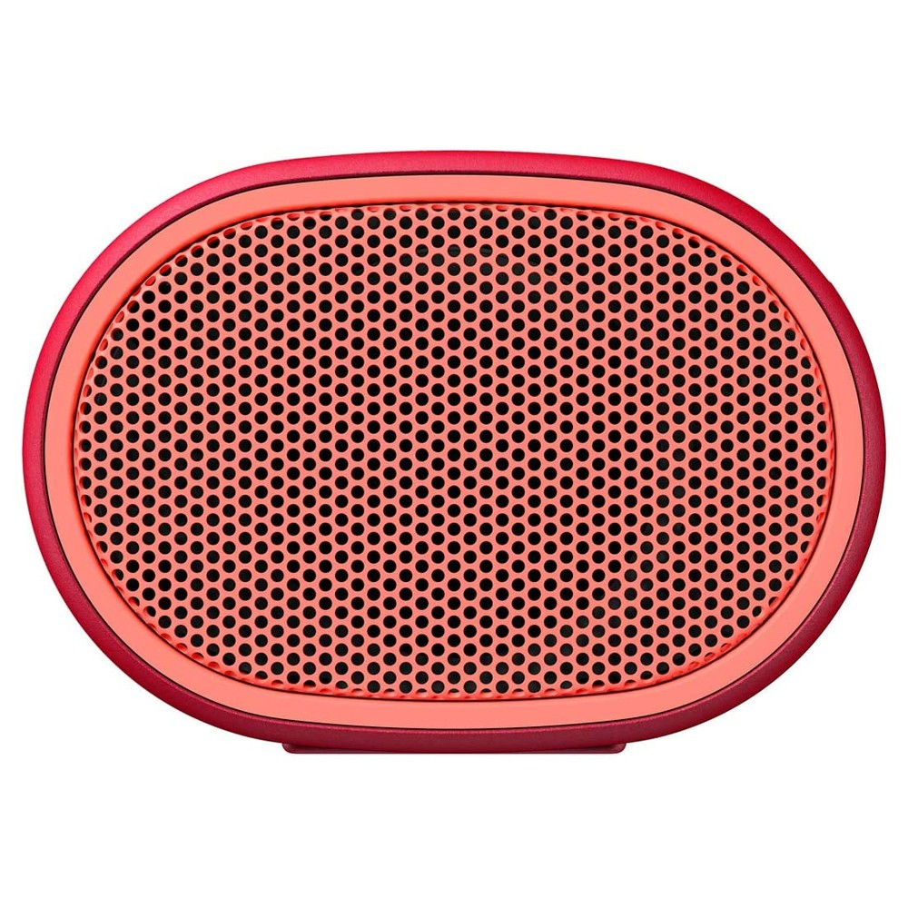 Sony Bluetooth Speakers, SRS-XB01 B, Red