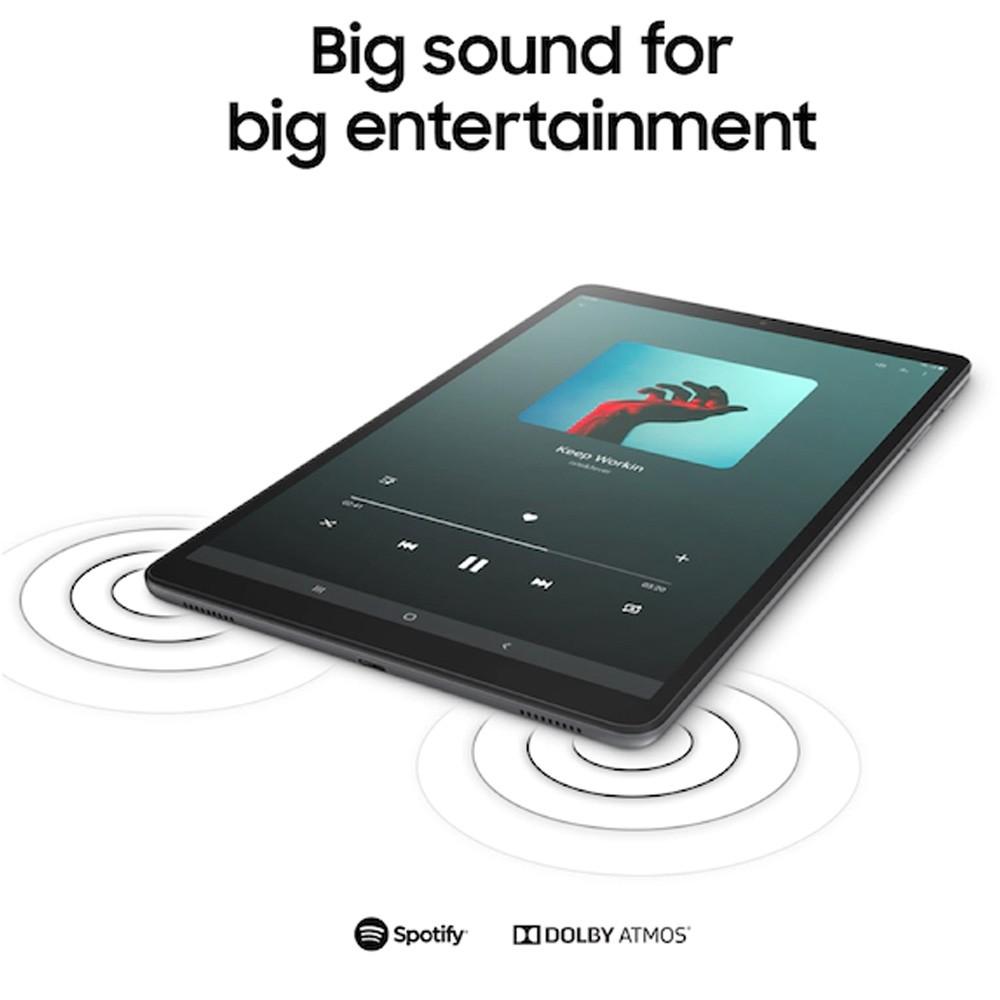 Samsung Galaxy Tab A 10.1-Inch, 32GB, 4G -Black 2019