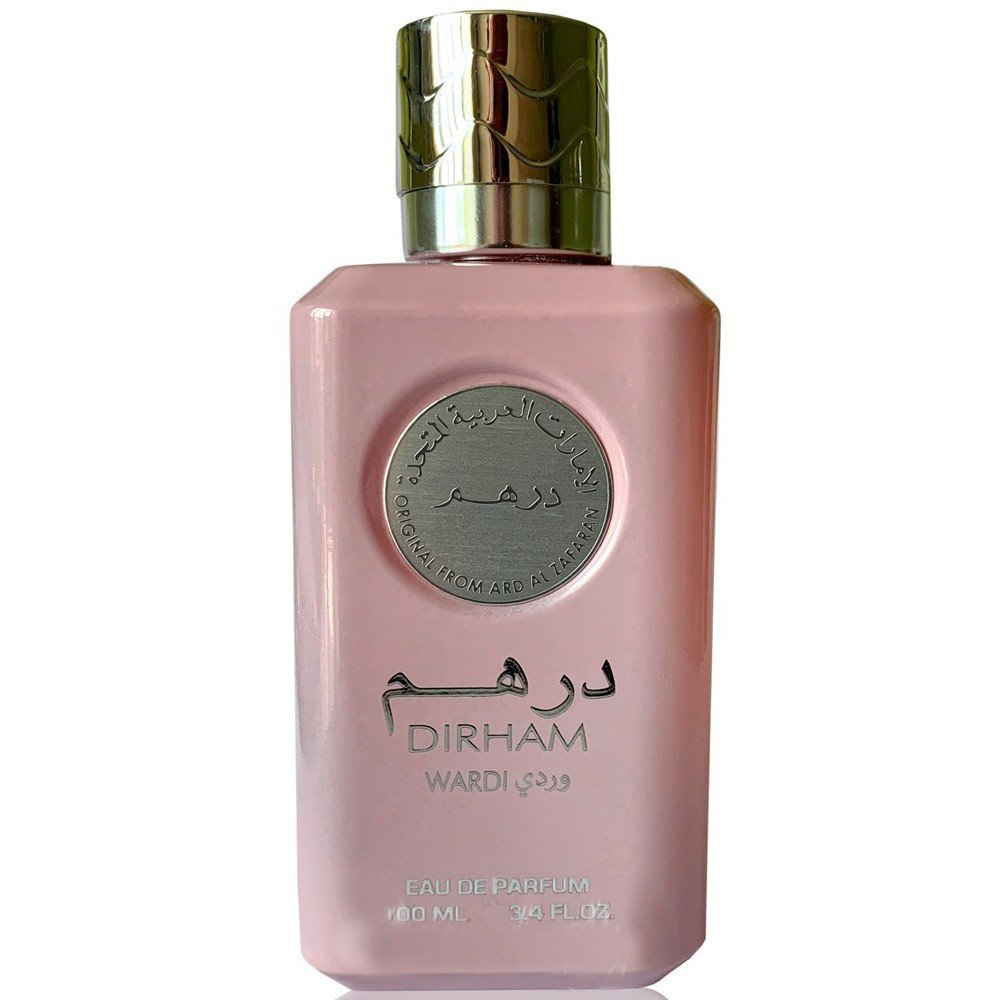 3 in 1 Dirham Bundle Pack Dirham Gold Eau De Perfume 100ml, Dirham Wardi Eau De Perfume 100ml With Dirham EDP Perfume For Men 100ml
