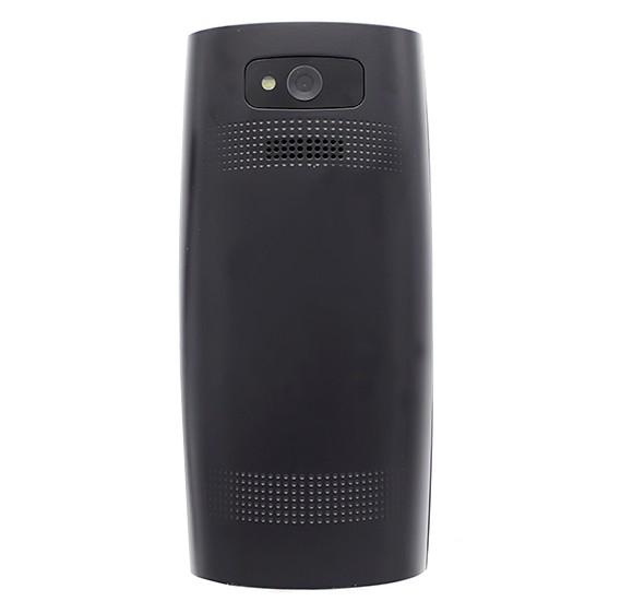 ODSCN X2-02 Mobile, 1.77 Inch Display, Dual SIM, Camera - Black