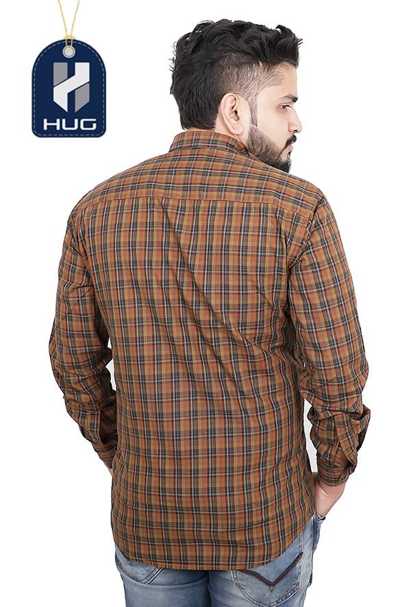 HUG Mens Casual Shirts Size M - SPOR0109