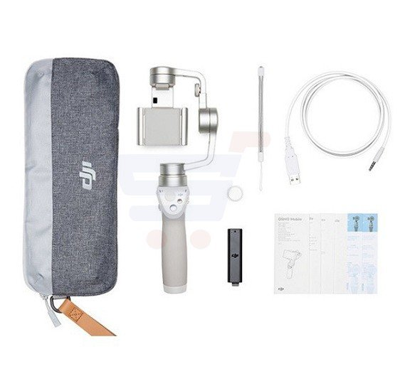 DJI OSMO Mobile Gimbal Silver - OSMO Series