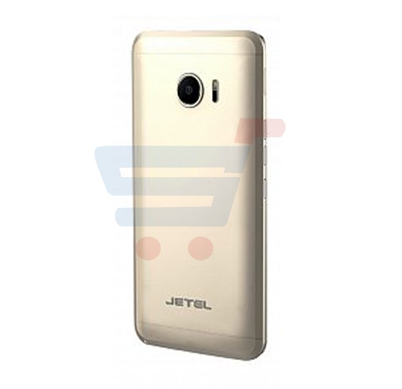 Jetel A9 Smartphone, 3G, Android 4.4, 4 inch LCD Display, 1 GB RAM, 4 GB Storage, Dual Camera, Dual SIM-Gold