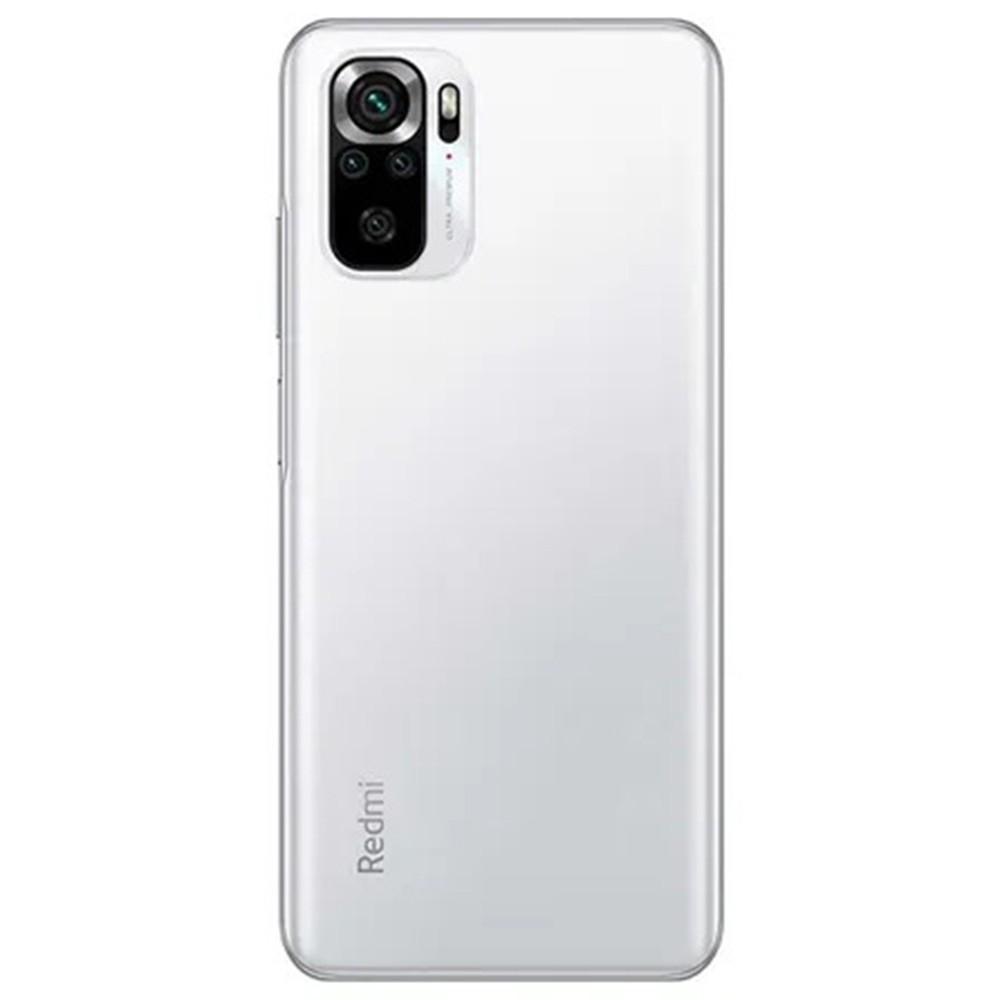 Xiaomi Redmi Note 10s Dual SIM Pebble White 6GB RAM 128GB 4G LTE