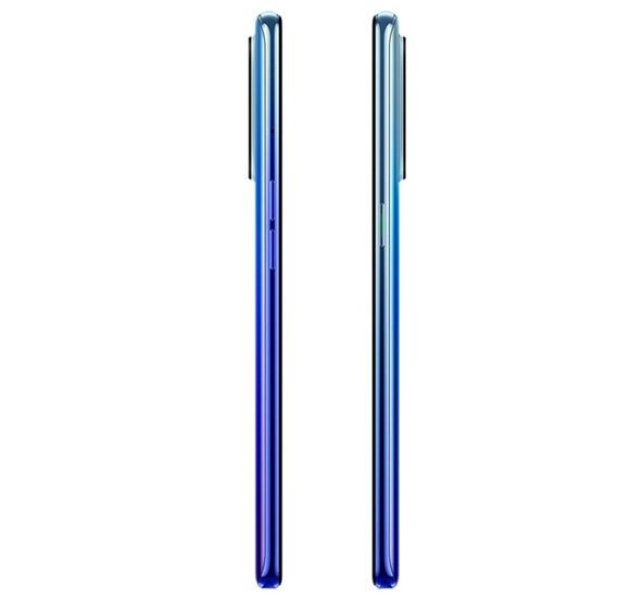 Oppo Reno3 Pro Dual SIM 8GB RAM 128GB 4G LTE-Auroral Blue