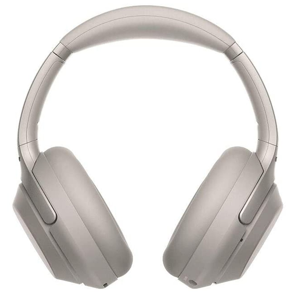 Sony Wireless Headphones with Noise Cancellation Technology, WH-1000XM3, Silver