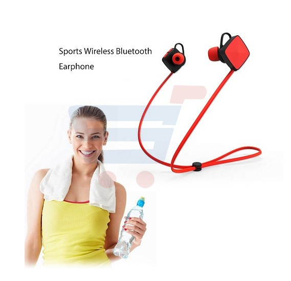 Zooni M3 Wireless Sports Bluetooth Earphone, Earbuds V4.1 Stereo Headset With Mic