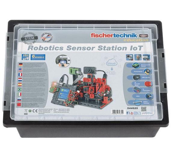 FischerTechnik Robotics Sensor Station IoT, 544625