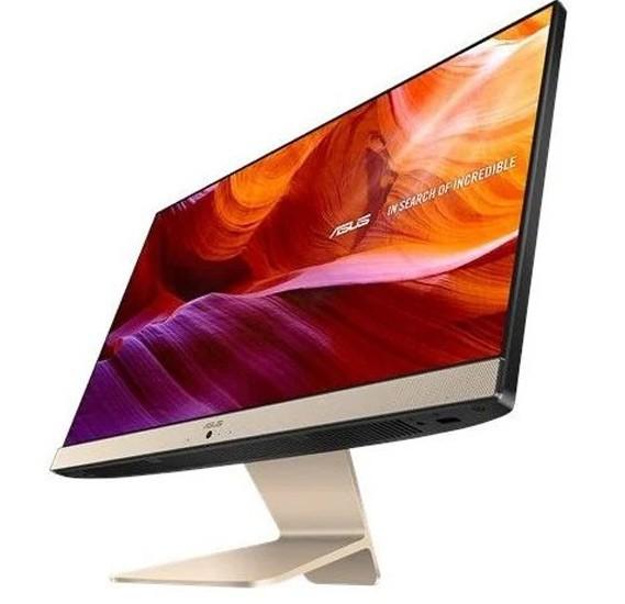 Asus AIO Vivo V222FB PC, 21.5 inch Display i5 10210U Processor 4GB RAM 1TB Storage, DOS