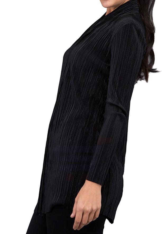 WAL G Italy Waist Coat  Coats Dress Black - WG 6835 - XL