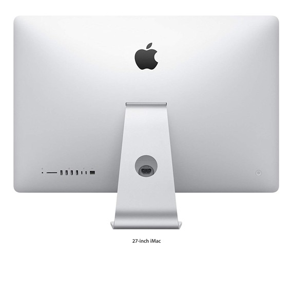 Apple iMac Silver i5 2.3 Dual Core 8GB 1TB Intel IRIS Plus 640 sRGB 21.5 Inch - (M. Mouse2 / M. Keyboard2) English, MMQA2 B/A