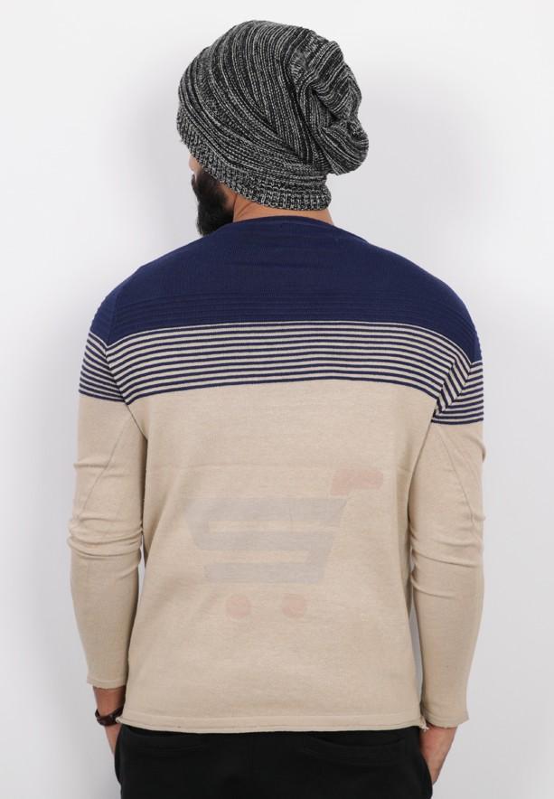 Score Jeans Tshirt Full Sleeve Brown - RO4 - L