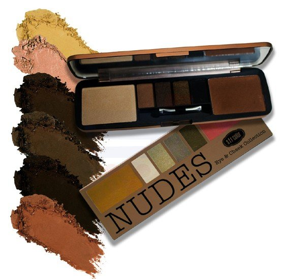 SFR Color Nudes Eye and Cheek Collection - 6689