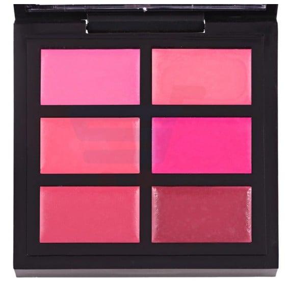 Ferrarucci PRO Lip Palette The Glam Shine 2.2g, 03
