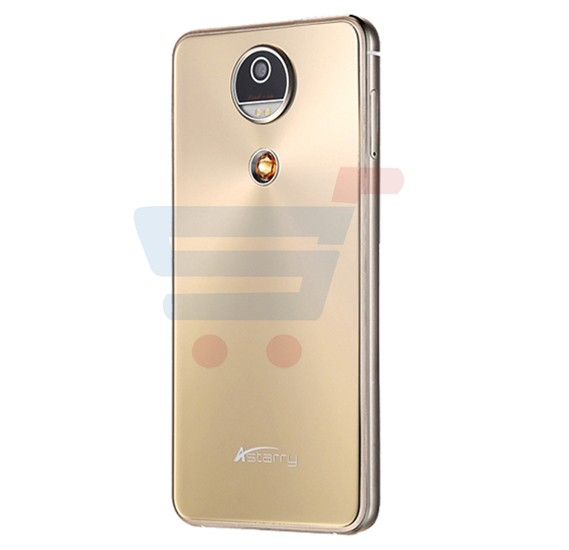 Astarry Sun 5 Smartphone, 4G, Android OS, 5 Inch HD Display, 3GB RAM, 32GB Storage, Dual SIM,Dual Camera-Gold