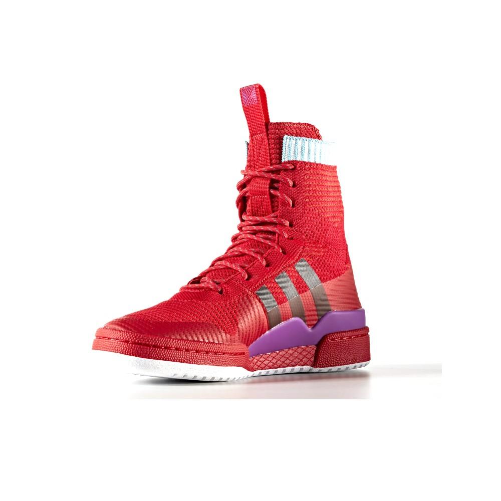 Adidas Forum Primeknit Winter Mens Sports Shoe, EU 43 - BZ0645