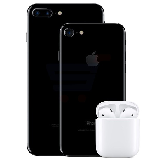 Apple Wireless AirPods - MMEF2