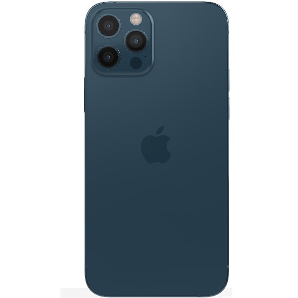 Apple iPhone 12 Pro Max With FaceTime Pacific Blue, 256GB Storage, 5G