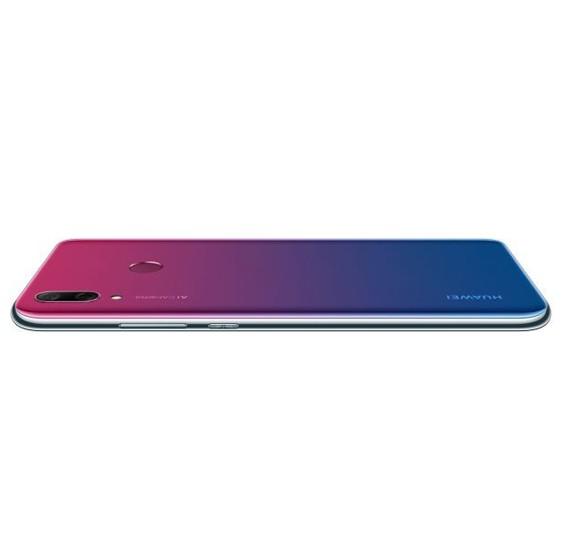 Huawei Y9 2019 Dual SIM  128GB, 4GB RAM, 4G LTE, Purple