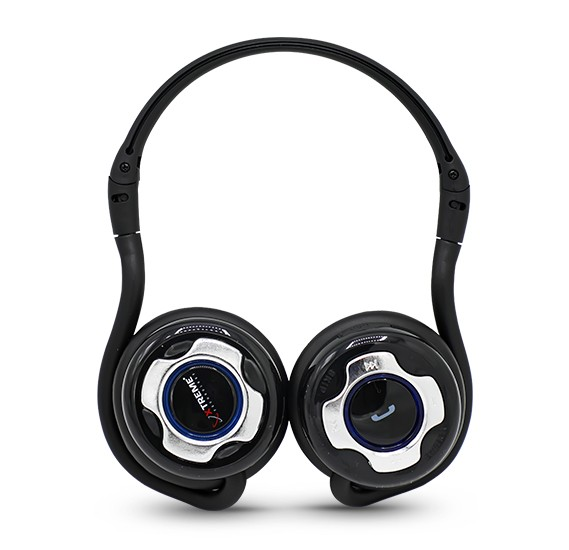 Buy 2 In 1 Bundle Xtreme Stereo Bluetooth Headset With HBQ-i7 Tws Double Side Wireless Earphone