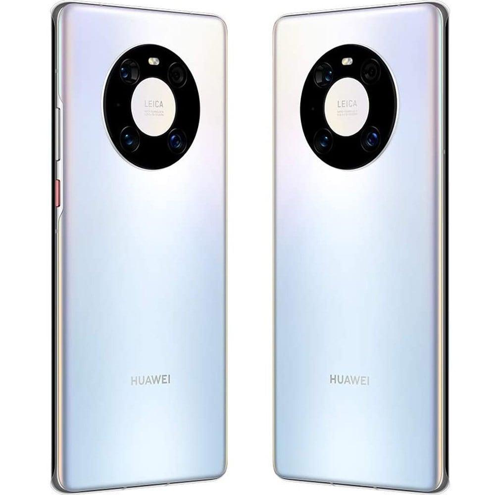 Huawei Mate 40 Pro Dual SIM, 8GB RAM 256GB, 5G, Mystic Silver