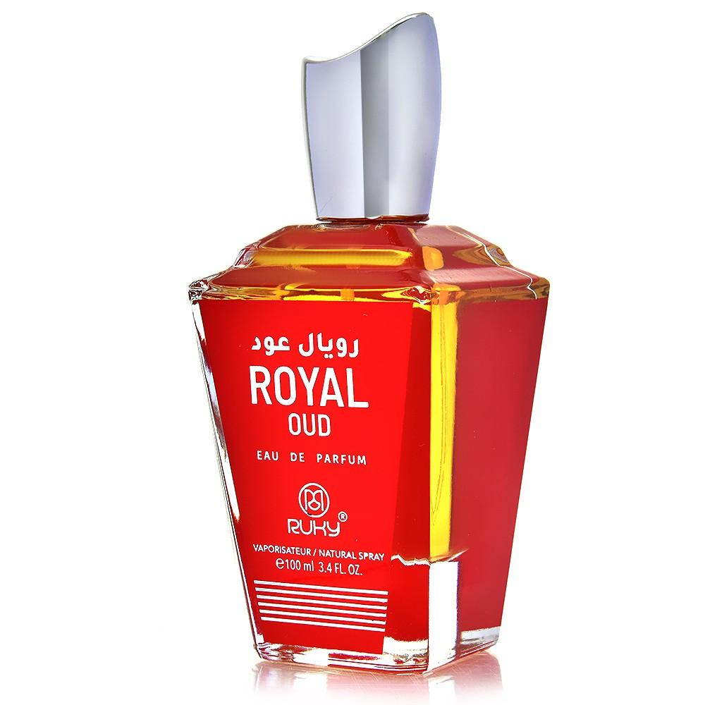 Ruky Royal Oud EDP perfume 100ml