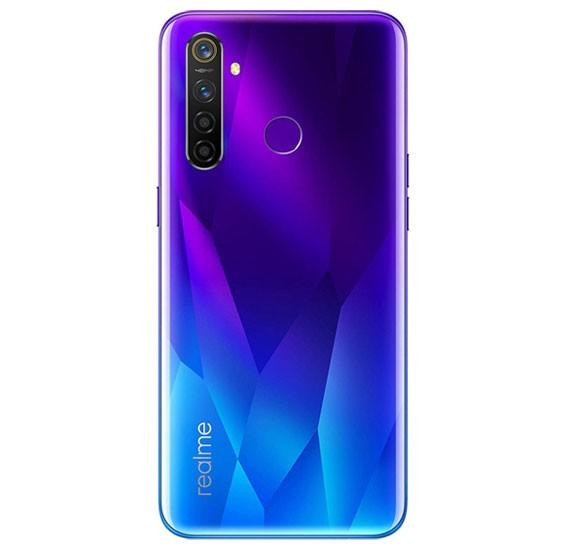 Realme 5 Pro Dual SIM 4GB RAM 128GB 4G LTE, Sparkling Blue