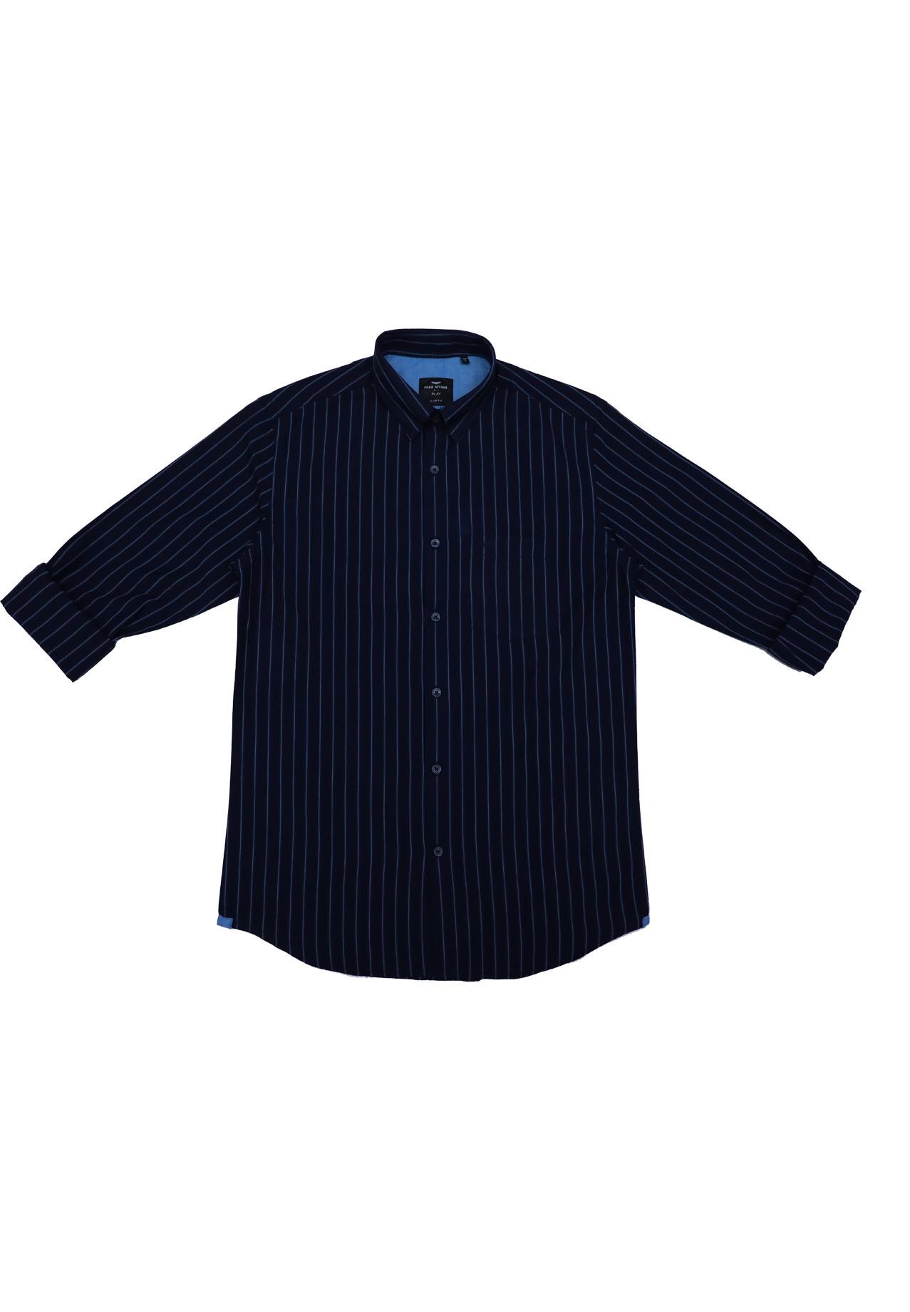Park Avenue PCSA01884-B7 Mens Shirt, Size 42