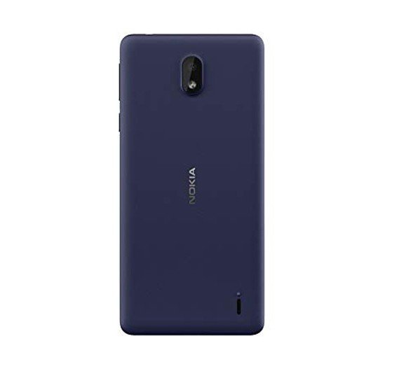Nokia 1 Plus Smartphone, Android, 1GB RAM, 5.45 Inch,8GB Storage, Blue