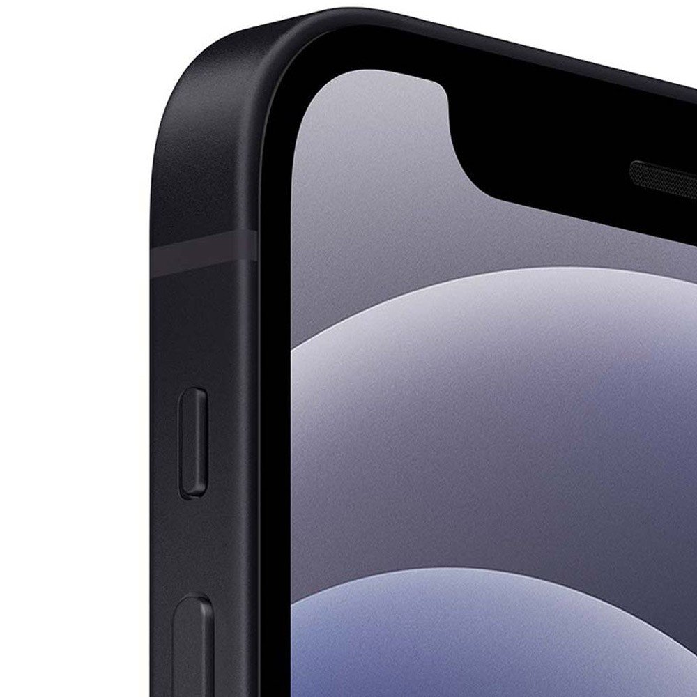 Apple iPhone 12 Mini With FaceTime Black, 128GB Storage, 5G