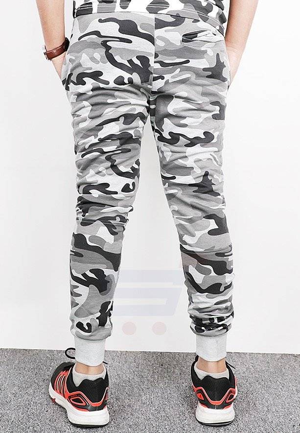 Catch Mens Joggers Military Ash - NBCCE62402X - L