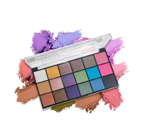 SFR Color Professional Contour New Makeup Palette Colors 02 - 6730