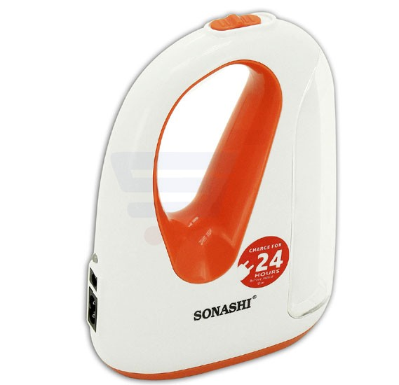 Sonashi Rechargeable Led Lantern Orange SEL-801