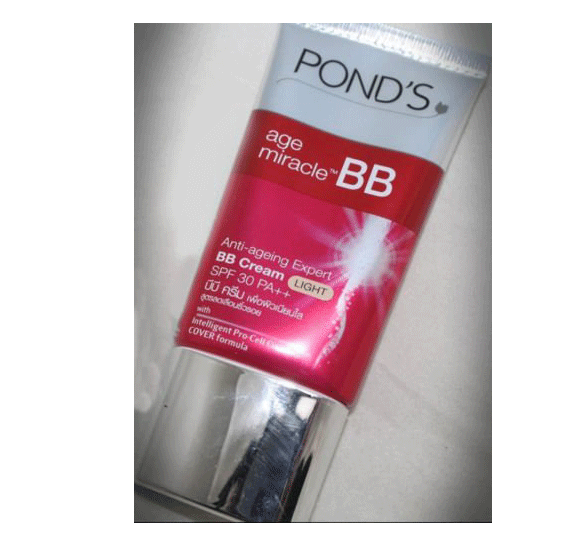 Ponds Age Miracle Anti-Ageing Expert Bb Cream Light 25gm