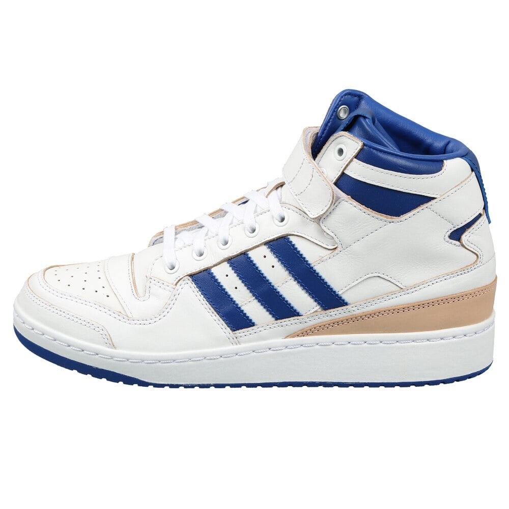 Adidas Forum MID Wrap Mens Sports Shoe, EU 43 - BY4412