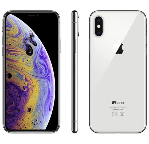 Apple Iphone Xs 64Gb With Facetime - Silver