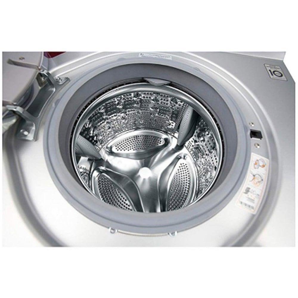 LG Fully Automatic Front Loading Washing Machine, 7kg, White-FH2J3QDNPO