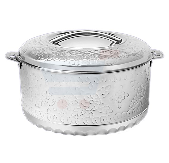 RoyalFord Stainless Steel Casserole 25 LTR - RF8469