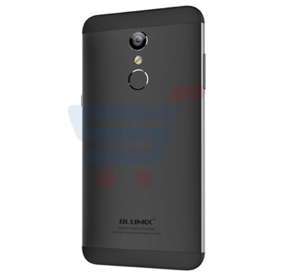 Blumix G9 Plus Smartphone,Fingerprint,4G LTE,Android 6.1 OS,5.0 inch HD Display,3GB RAM,16GB Storage,Dual SIM,Dual Camera,Quad Core Processor,Bluetooth,WiFi,FM Radio-Black