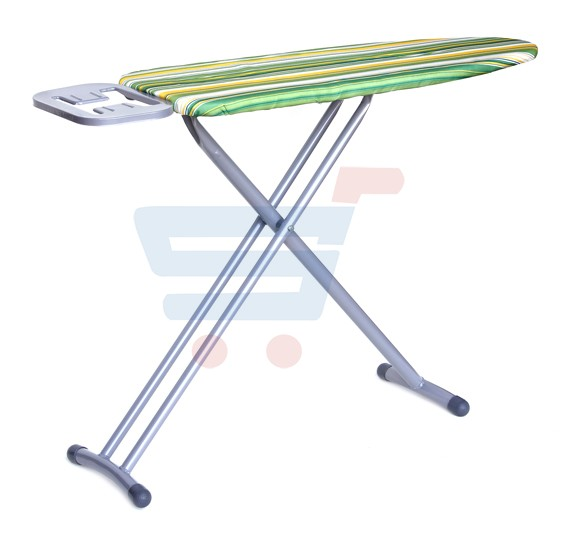 In-House Folding Ironing Board 36x12 IB-1324-Yellow,Green