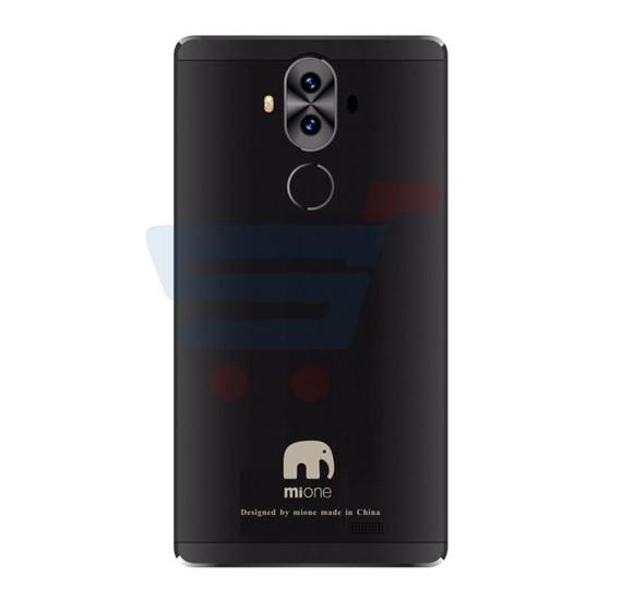Mione R9 4G Smartphone, Android OS, 6 0 Inch HD Display, 3GB RAM, 32GB  Storage, Dual SIM, Dual Camera, 1 3GHz Quad Core Processor- Black