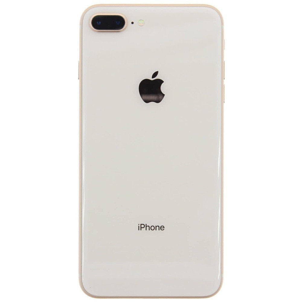 Apple iPhone 8 Plus With FaceTime Gold 64GB 4G LTE Renewed- S