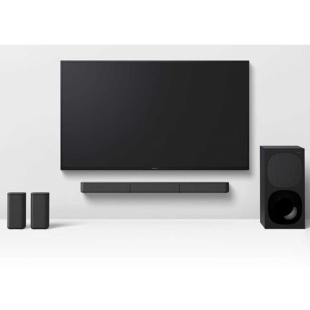 Sony HT-S20R 400W Real 5.1 channel Surround Bluetooth Connectivity Soundbar with Dolby Digital