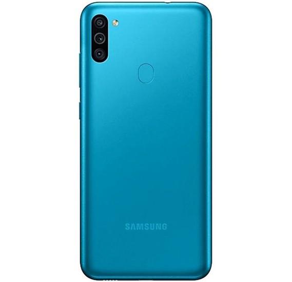 Samsung Galaxy M11 Dual SIM 3GB RAM 32GB 4G LTE-Metallic Blue