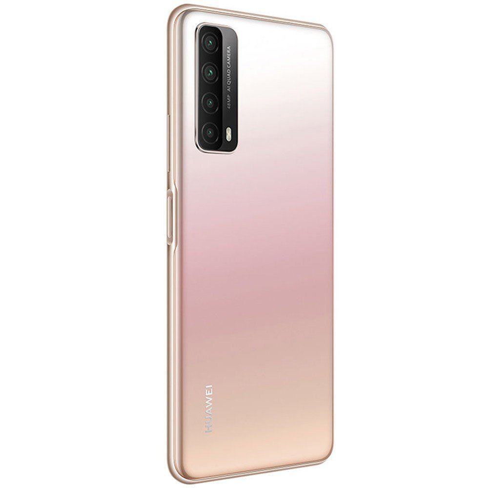 Huawei Y7A Dual SIM 4GB RAM 128GB 4G LTE, Blush Gold