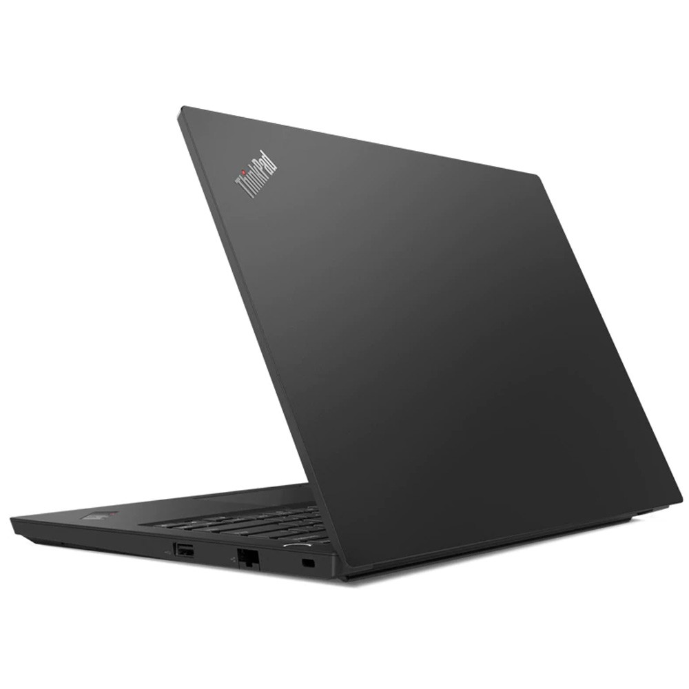 Lenovo ThinkPad E14, 14 Inch Full HD Display, Core i7 10510U, 8GB RAM, 1TB HDD, DOS, English, Black